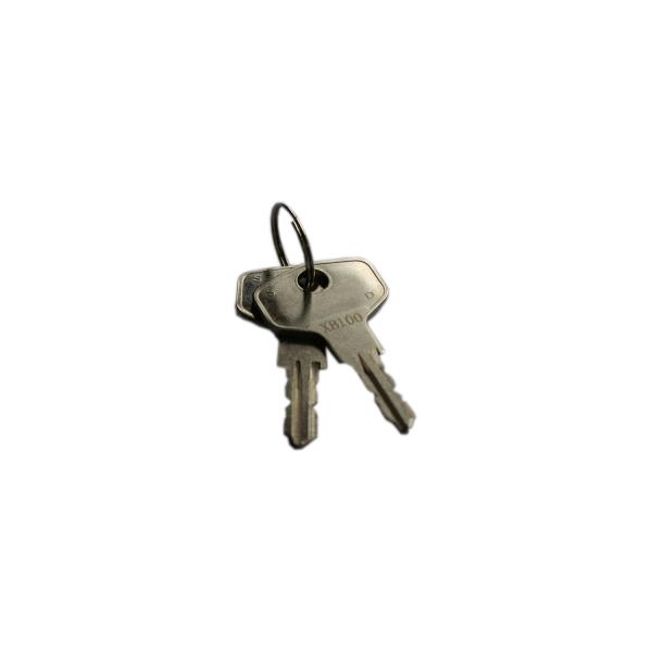 Ersatzschlüssel für Kompaktzentrale 2 (4) A/M