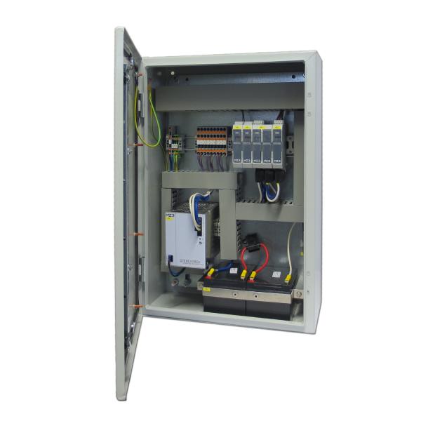 MZ3 Basic modular control panel 16 A