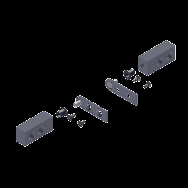 LM frame bracket, 60°