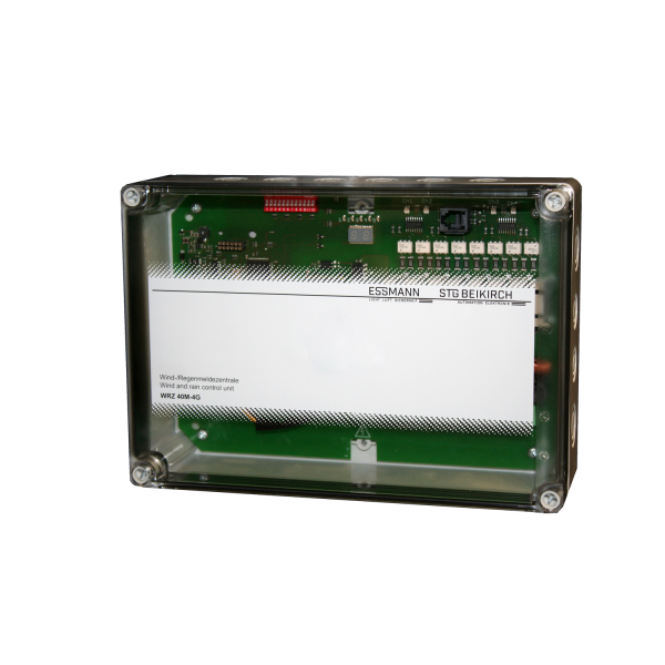 "Wind and rain detection panel WRZ 40M/4G without switch ""hand/automatic"""