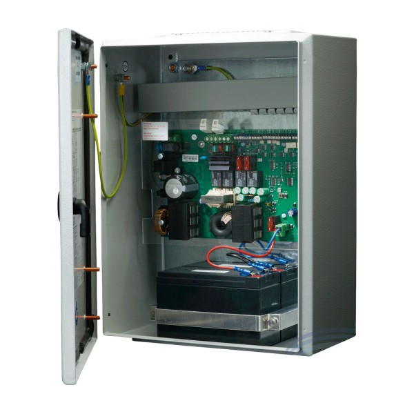 SHE Compact Control Panel 8 A