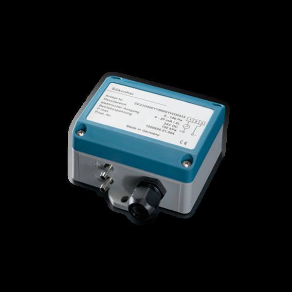 Differenzdrucktransmitter DE 23 0-100 Pa