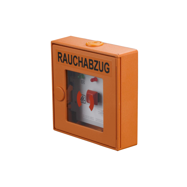SHE manual call point RBH-3A/VdS orange