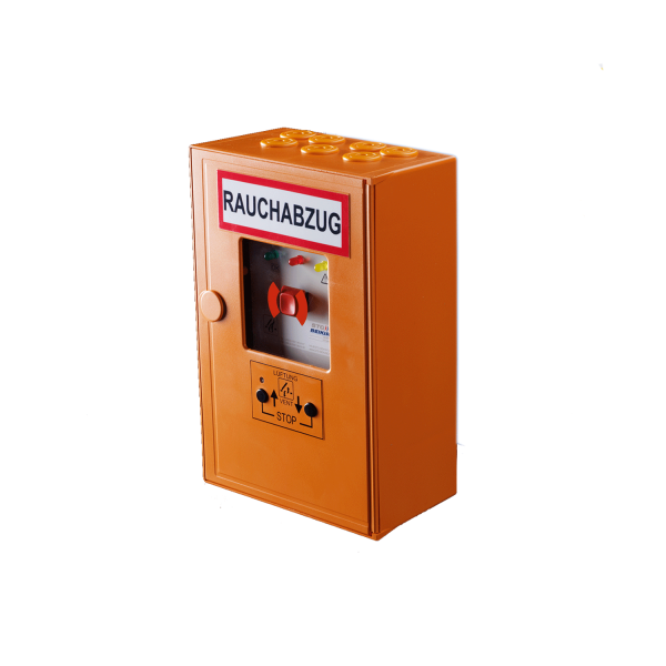 Treppenraumzentrale TRZ Plus Comfort m.W / orange / Lise CE