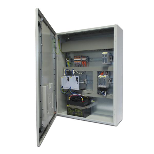 MZ3 Basic modular control panel 32 A