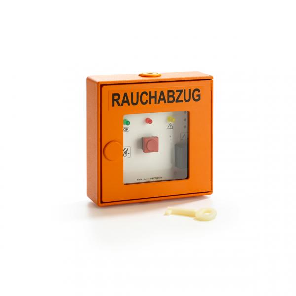 RWA-Bedienstelle RBH/3A/Orange