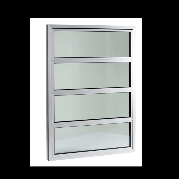 Lamellenfenstersystem FLW 24 SmoTec 1150 x 1150 mm